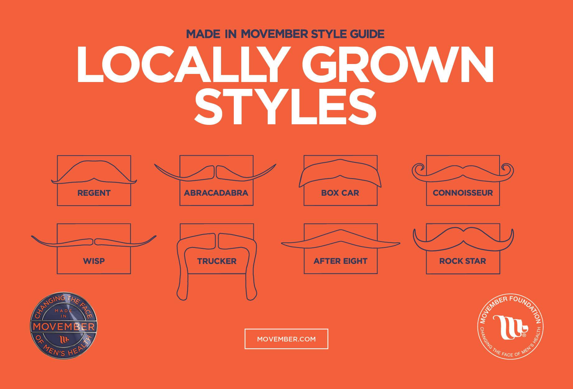Movember Style | Mustache | Pinterest | Movember