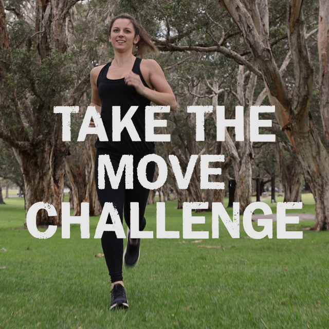 Take the Move challenge