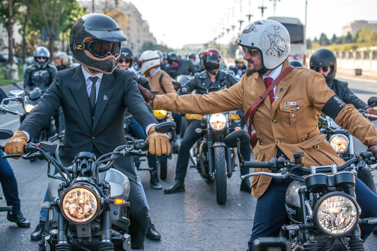 The Distinguished Gentleman's Ride. Image: Buzoianu Razvan