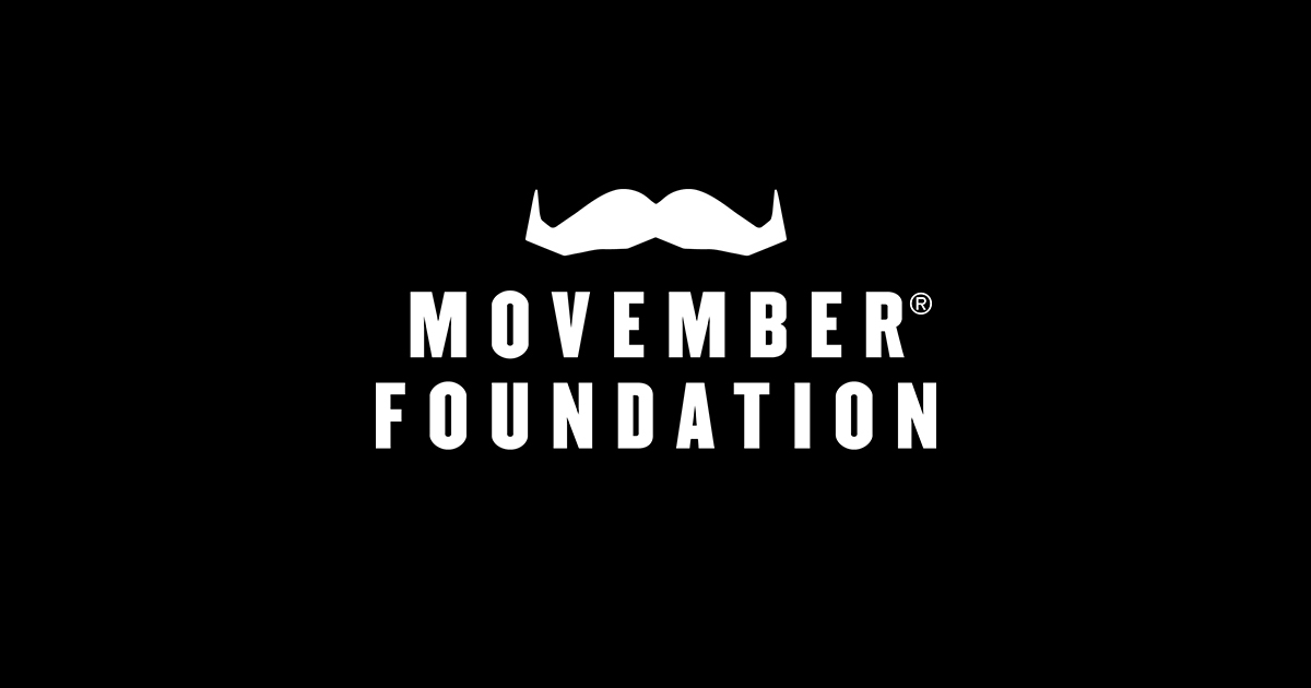 Image result for movember foundation logo